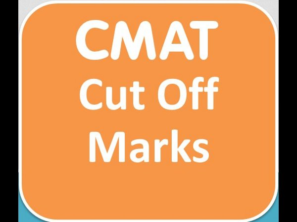 CMAT Cut-off marks for admission to Top B-Schools