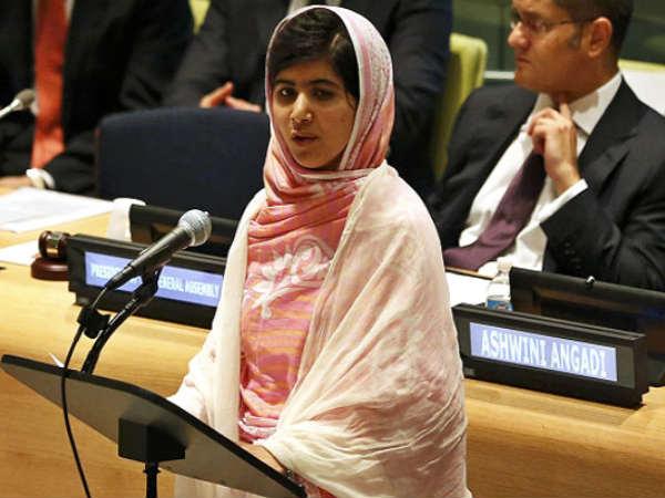 Nobel laureate Malala donates $50,000