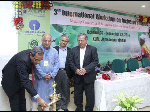 XLRI's inclusive finance event has emerged as a platform to generate ideas and solutions of financial inclusion