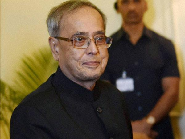 President Pranab presents National Child Award