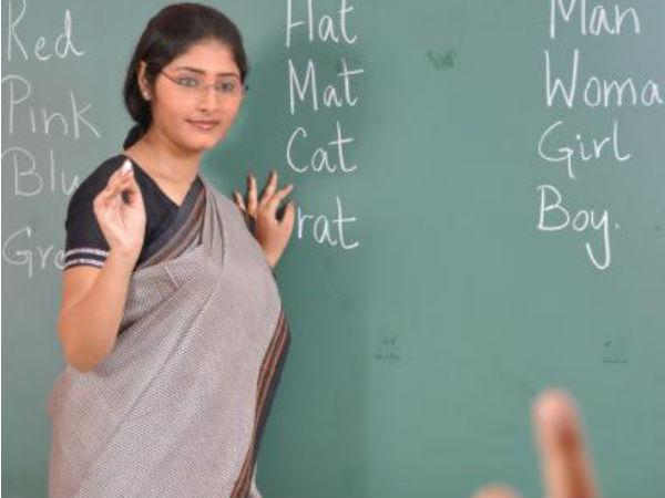 Toll-free helpline for government school teachers