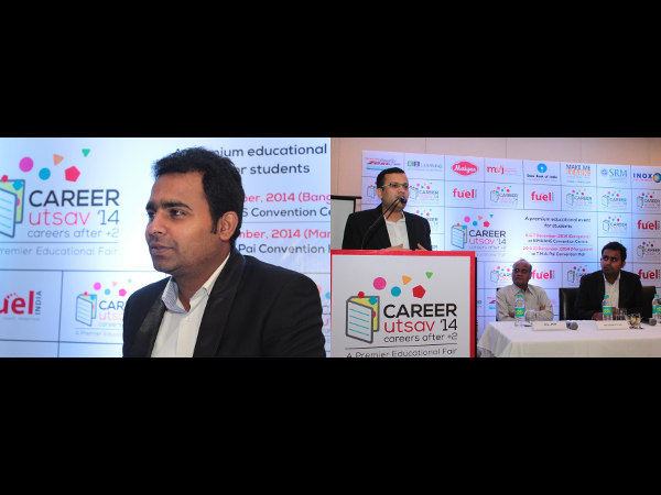 A Grand Opening awaits Career Utsav '14