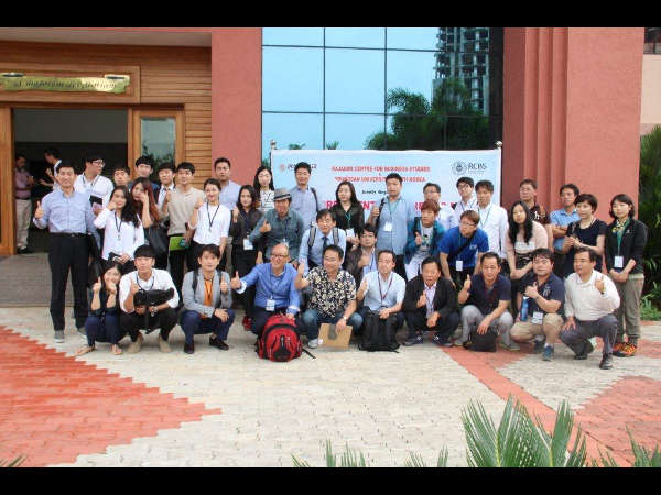 RCBS & Youngsan Univ host Indo-Korean conclave