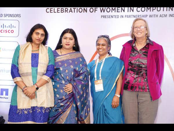 Anita Borg Institute Partners with Govt of India