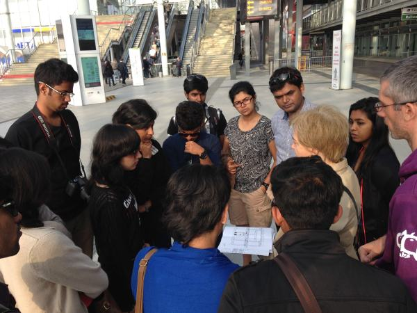 Indian Architecture Students Explore Italy