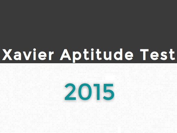 XAT 2015: Change test city name