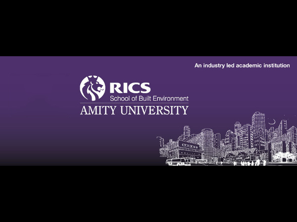 RICS School at Amity University announces MBA