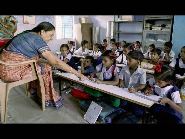 25.03 lakh children enrolled in schools
