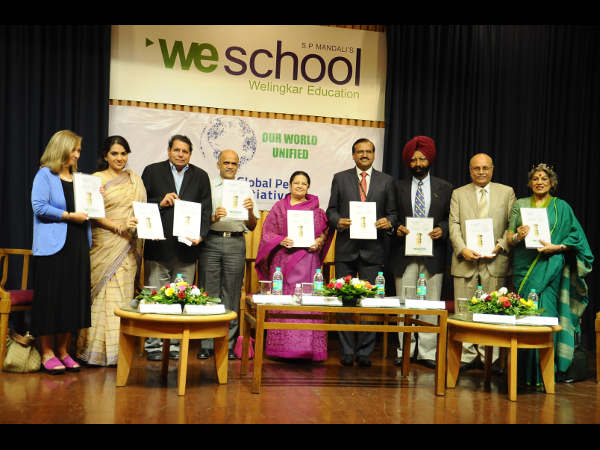 WeSchool hosts 2014 Global Peace Initiative
