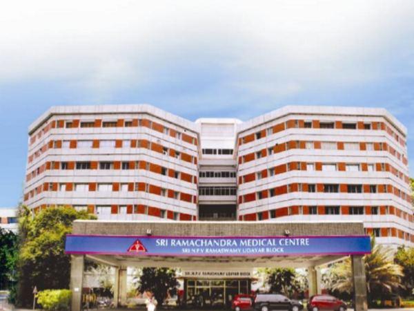 MD,MS, MDS at Sri Ramachandra University