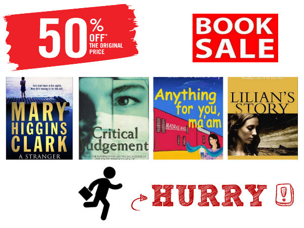 Top 5 Deals On Bestselling Books With 50% Discount