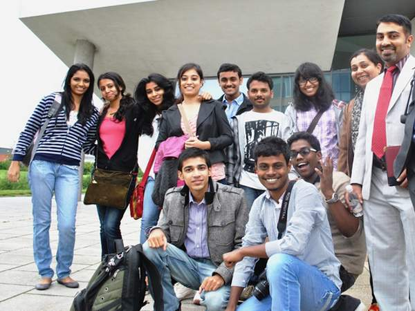 Rise in Indian students in European universities