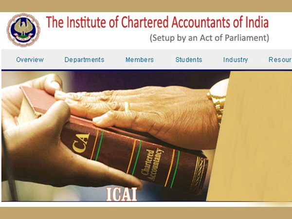 Global demand for Indian CAs: ICAI chief