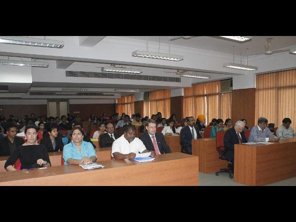ITM Univ organizes International Seminar