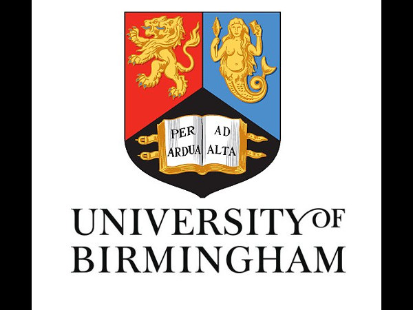 Univ of Birmingham - academic ties with India
