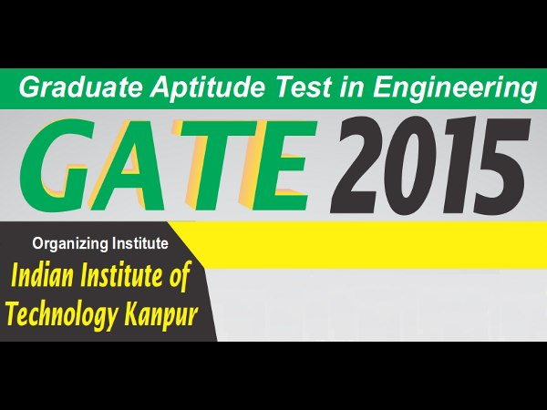 Mock Test for GATE 2015 available in the website