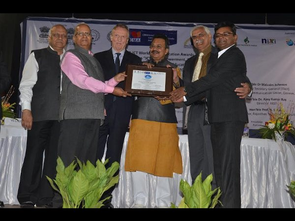 NIPS bags Excellence award from CMAI