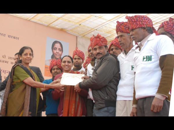FDDI Initiative: Skill Development & Make In India