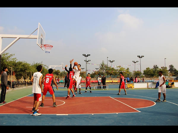 11 Indian Schools in Basketball action at Pathways