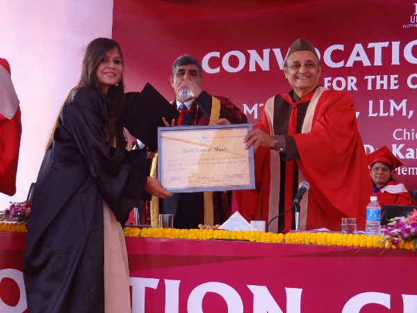 ITM University's annual convocation