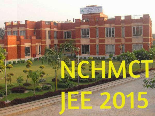 NCHMCT JEE 2015 Eligibility Criteria