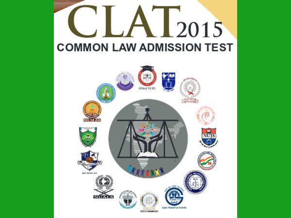 CLAT 2015 online application procedure.