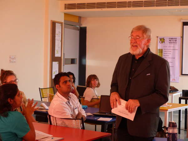 Srishti School organises the 2nd Winter School