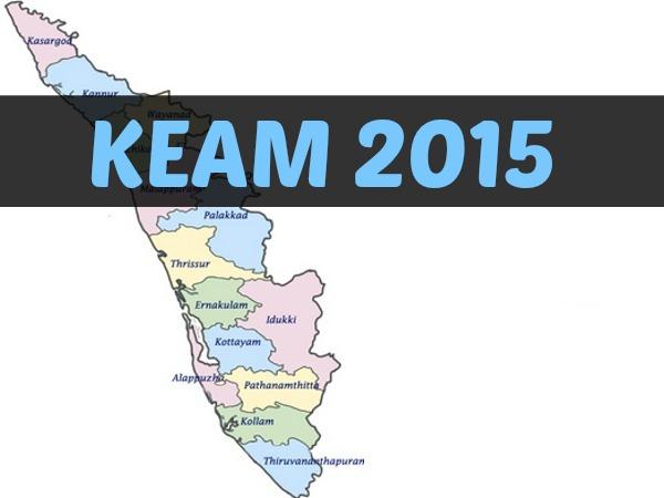 KEAM 2015 Eligibility Criteria