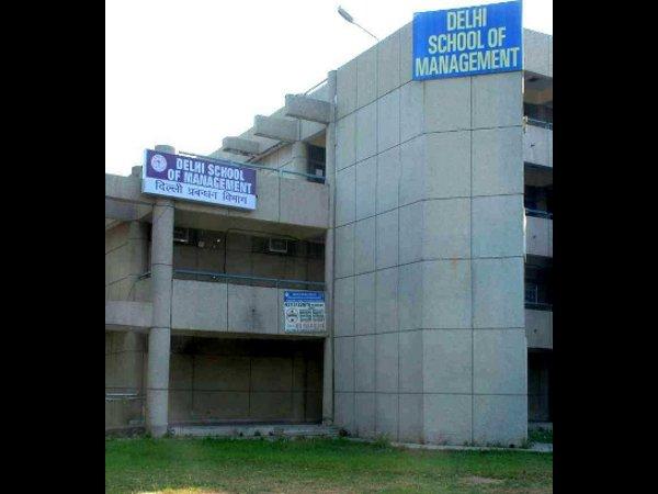 MBA admission at Delhi School of Management