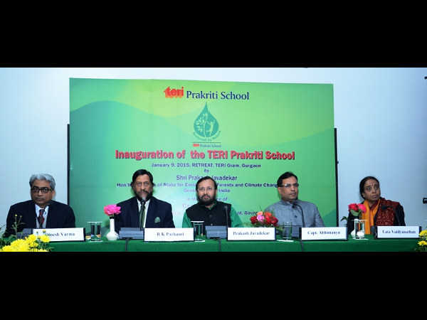 TERI launches Prakriti School