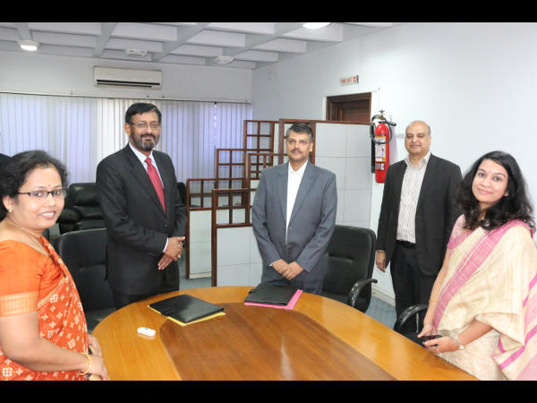 SENTISS Pharma ties up with FORE School
