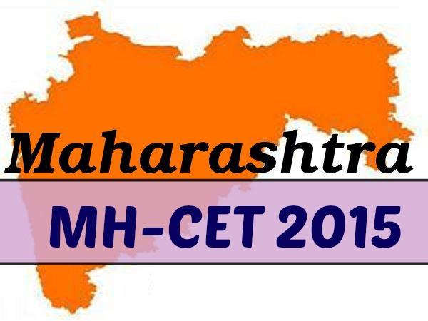 MH-CET 2015 test pattern