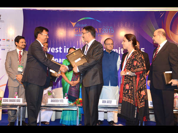 NSE & Gujarat Government signs MOU