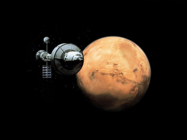 Indian student confident of making it to Mars