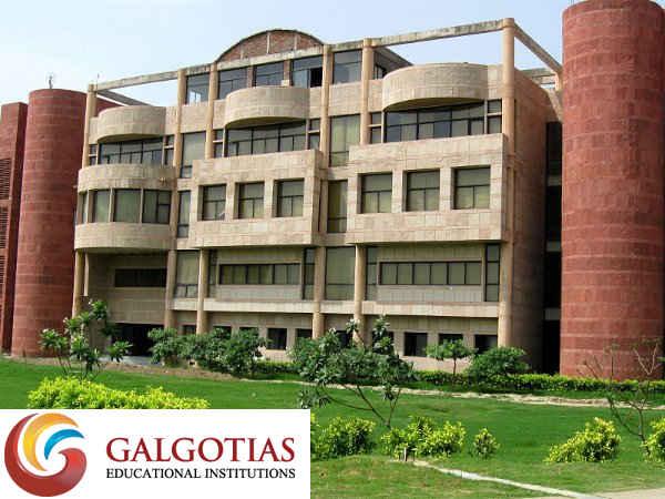 Galgotias Engineering Entrance Examination 2015