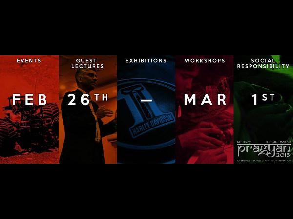 Pragyan '15 - Annual Techno Management Fest