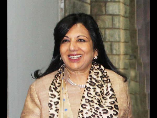 Mazumdar-Shaw honoured by FedUni