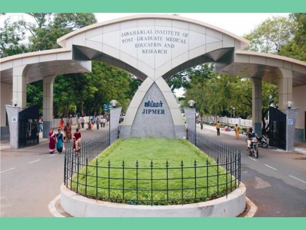 JIPMER Puducherry offers admissions to MBBS