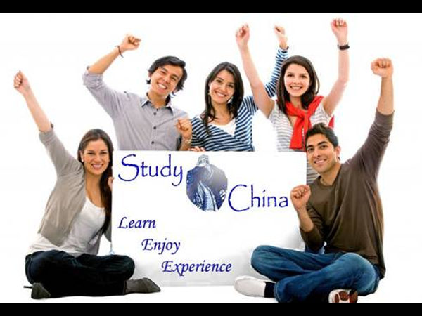3.77 L foreign students studied in China in 2014