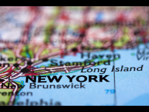 New York - The 17th Best City for Higher Education