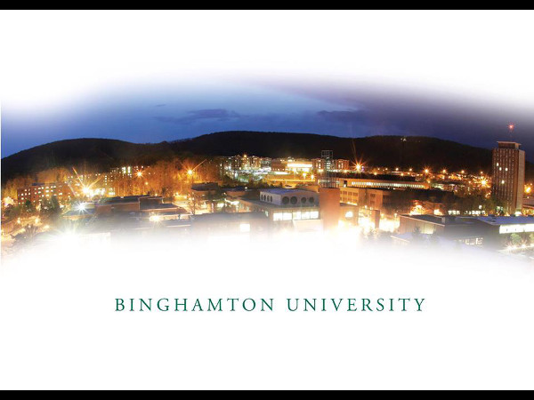 Binghamton University - State University of New York (SUNY)
