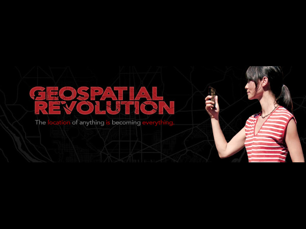 Course On Maps, Geospatial Revolution