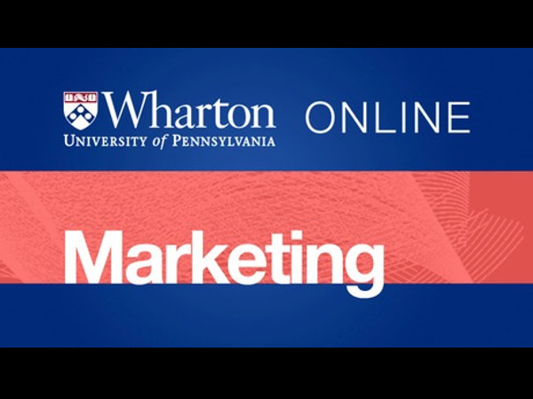 Online course on Introduction to marketing