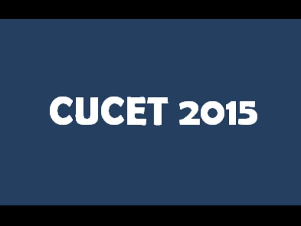CUCET 2015 announces exam dates