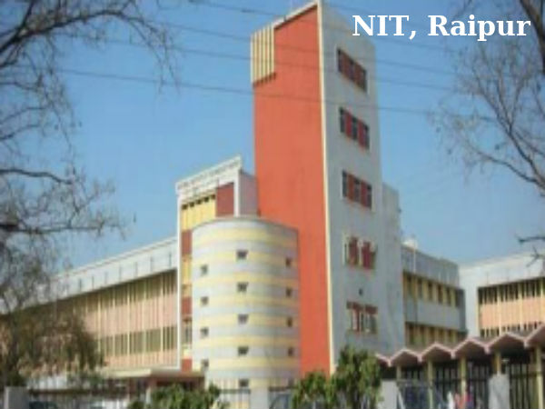 NIT Raipur opens Ph.D programme admissions