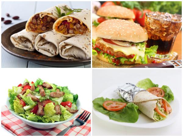 Sal Fast Food