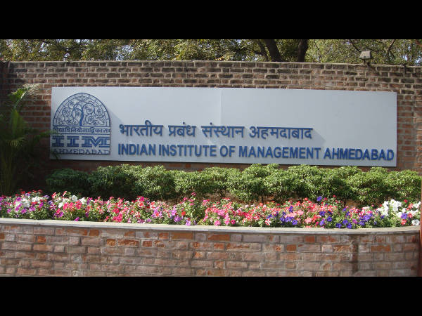IIM Ahmedabad changes curriculum