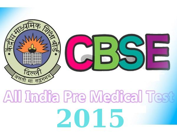 AIPMT 2015: Important Instructions