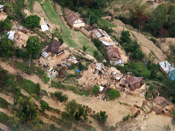 Nepal quake hits education of 1 mn children
