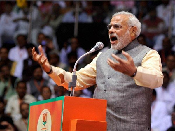 I would like to be a child again: Modi